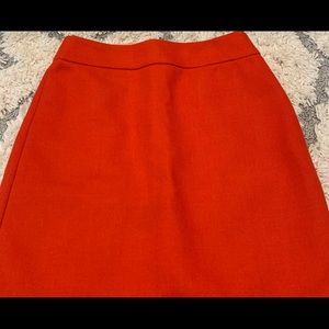 J.Crew No2 Wool Pencil Skirt
